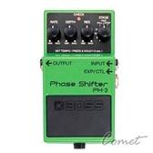 BOSS PH-3 Phase Shifter 移相效果器 【PH3/電吉他單顆效果器】