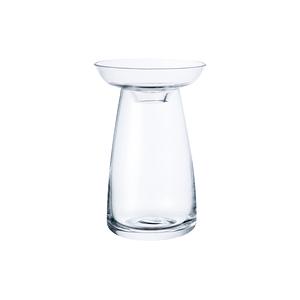 日本KINTO AQUA CULTURE 玻璃花瓶 (小)-共2色透明