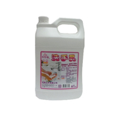 【白櫻花】一加侖 中性洗手乳(1箱4桶)