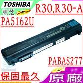 TOSHIBA PA5162U 電池(原廠)-東芝 R30,R30-A,R30-AK01B,R30-AK03B,R30-AK40B, PA5161U-1BRS,PA5162U-1BRS