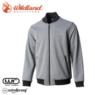 【Wildland 荒野 男 防潑防風保暖飛行外套《灰》】0A72916/夾克/棒球外套/運動外套