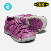 KEEN 童款 織帶涼鞋Newport H2 1018273 / 城市綠洲 (KIDS、水陸兩用、織帶鞋面、戶外休閒、運動涼鞋)