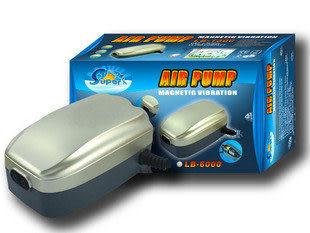 魚缸氣泵 LB-6000 3W