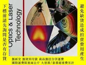 二手書博民逛書店Optics罕見& Laser Technology 2012年2月 光學與激光技術學術期刊Y14610