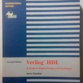 (二手書)Verilog HDL: A Guide to Digital Design and Synthesis, 2/e (平裝版..