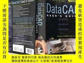 二手書博民逛書店THE罕見OFFICIAL Data CAD USER'S GU