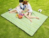 戶外便攜超輕野炊地墊外出墊子野餐墊防潮可折疊防水草坪沙灘墊QM『艾麗花園』