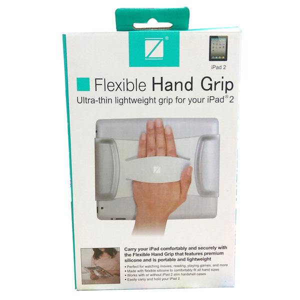 【Flexible Hand Grip】好好拿iPad柔性矽膠懶人手握支撐架外出追劇必備不手滑
