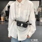 包包女2020夏新款百搭時尚潮流腰帶女可拆卸小腰包酷ins復古外搭 3C優購