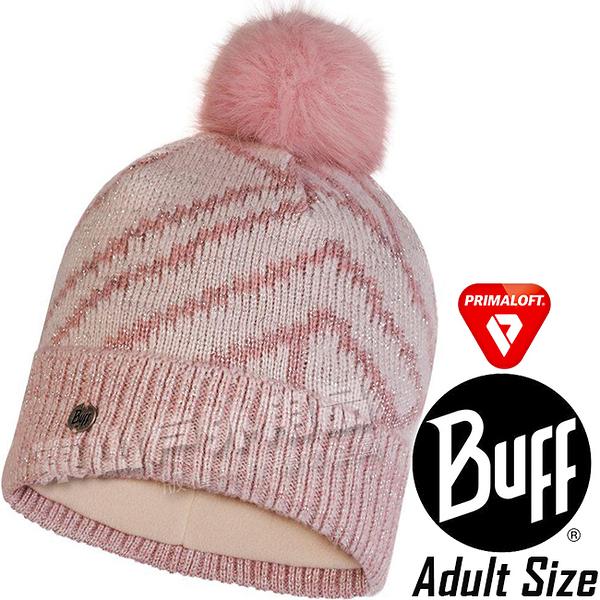 BUFF 120825.539 Knitted 時尚針織刷毛保暖帽 快乾機能帽/防風防寒毛帽/旅遊雪地帽/滑雪遮耳帽