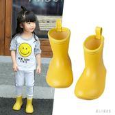 兒童雨鞋 1-5歲寶寶雨靴 男童女童幼兒防滑小童輕便水鞋套春夏 nm14239【甜心小妮童裝】
