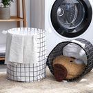 可摺疊防水髒衣籃玩具收納桶浴室裝衣服髒衣...