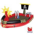 《Bestway》海盜船遊戲池(69-0...