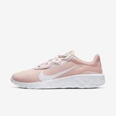 Nike W Explore Strada [CD7091-600] 女鞋 運動 休閒 氣墊 穿搭 路跑 健身 粉白