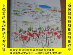 二手書博民逛書店FAST-CASUAL罕見CHAIN 英文原版 《休閒餐廳設計》