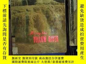 二手書博民逛書店along罕見the yellow river 沿着黃河Y180