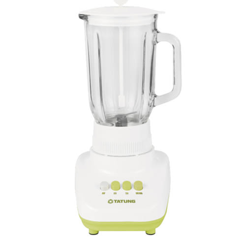 TATUNG大同 1L玻璃杯果汁機TVJ-10D【愛買】