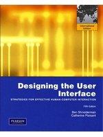 二手書 Designing the User Interface: Strategies for Effective Human-Computer Interaction, 5/e (IE-Pape R2Y 0321601483