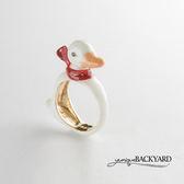 yuniqueBACKYARD  紳士公爵鴨系列戒指