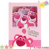 【京之物語】日本迪士尼草莓熊抱哥可愛便條紙六種圖案90入-預購商品