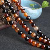 超豐國際夢幻瑪瑙半成品散珠手鏈項鏈DIY 飾品 直通飾品1 入