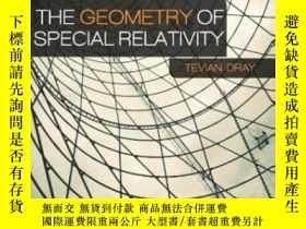 二手書博民逛書店The罕見Geometry Of Special Relativity-狹義相對論的幾何學Y436638 Te