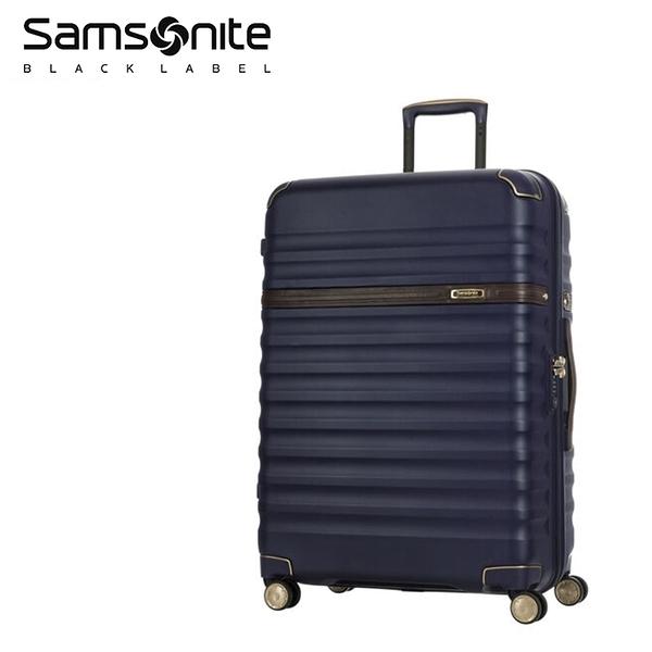↘7折Samsonite Black Label新秀麗RICHMOND 89S頂級奢華黑標 30吋行李箱 附保護套 (多色)