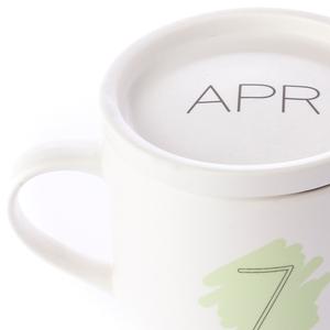 HOLA 馬克杯蓋 4月 April Apr.