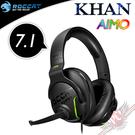 [ PC PARTY ] 德國冰豹 ROCCAT Khan AIMO 7.1 RGB 耳機麥克風 黑