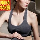 運動內衣(單上衣)-美化胸型無鋼圈機能型防震支撐型女內衣6色69ac22[時尚巴黎]
