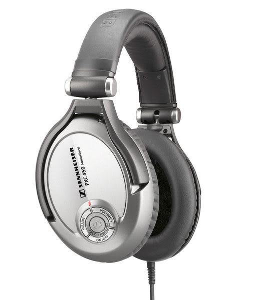 【名展音響】SENNHEISER PXC-450 頂級頭戴抗噪耳機