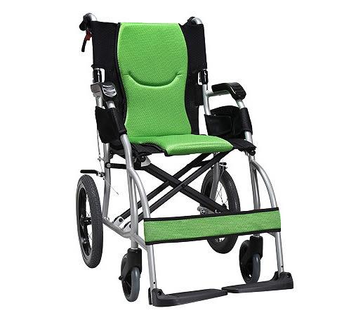 送餐桌板 康揚 鋁合金手動輪椅 (未滅菌) KM-2501 旅弧