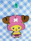 【震撼精品百貨】One Piece_海賊王~矽膠鎖圈-喬巴
