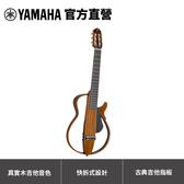 【超贈點10倍送】Yamaha SLG200NW 靜音尼龍弦吉他