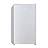 免運費 HERAN 禾聯 92L 節能 單門 冰箱/電冰箱/小冰箱 HRE-1013