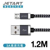 JETART 傳輸充電線 【CAB510】 Micro-USB 早期 安卓 手機用線 新風尚潮流