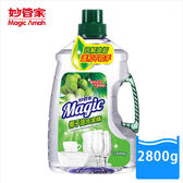 妙管家-椰子油洗潔精2800g