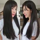 韓系全頂假髮 范冰冰貴氣黑直髮 長瀏海 消光髮絲 高品質假髮 Z7012 魔髮樂Mofalove
