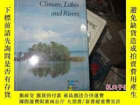 二手書博民逛書店Climate罕見Lakes and Rivers【氣候的湖泊和
