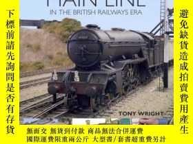 二手書博民逛書店Modelling罕見the East Coast Main in the British Railways Er