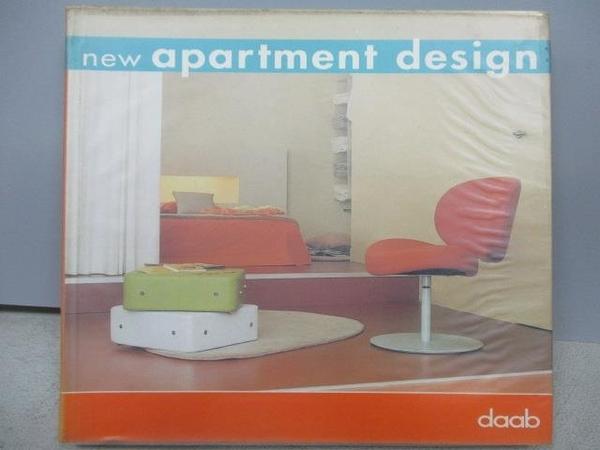【書寶二手書T3/設計_MOB】New apartment design