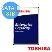 Toshiba 8TB【企業級】256MB/7200轉/五年保(MG06ACA800E)【刷卡分期價】
