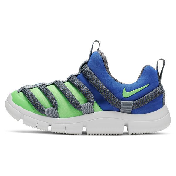 Nike Novice PS 童鞋 中童 慢跑 休閒 毛毛蟲 新款 藍 綠 【運動世界】AQ9661-400
