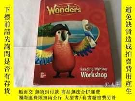 二手書博民逛書店Reading罕見Wonders Reading Writing Workshop Volume 4 Grade
