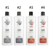 NIOXIN 3D賦活 #1 / #2 / #3 頭皮潔髮露 3D深層賦活#4頭皮潔淨露1000ml《小婷子》