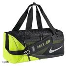 Nike 旅行袋 Vaoir Max Air 2.0 Duffel 黑 螢光黃 小型 行李包 男女款 包包 【PUMP306】 BA5249-010