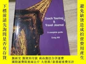 二手書博民逛書店EUROPE罕見COACH TOURING & TRAVEI J