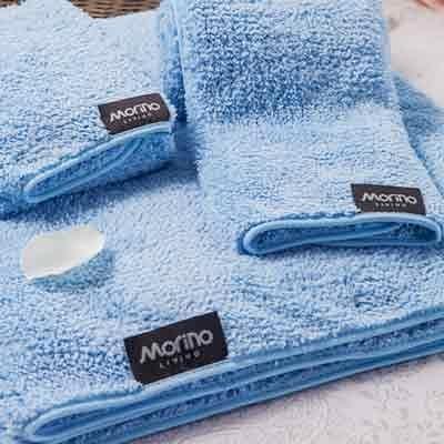 【南紡購物中心】【MORINO】超細纖維浴巾