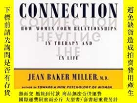 二手書博民逛書店The罕見Healing ConnectionY256260 Jean Baker Miller Beacon