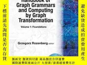 二手書博民逛書店Handbook罕見Of Graph Grammars And Computing By Graph Transf